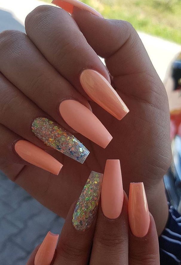Summer Nail Designs Ballerina | Confession Of Rose