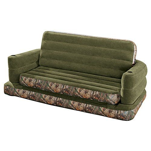 Intex Inflatable Realtree Camo Print