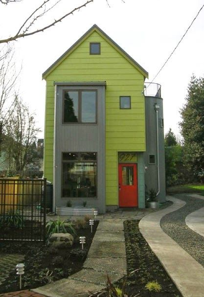 Green Houses Small House Inspiration House Exterior Small House