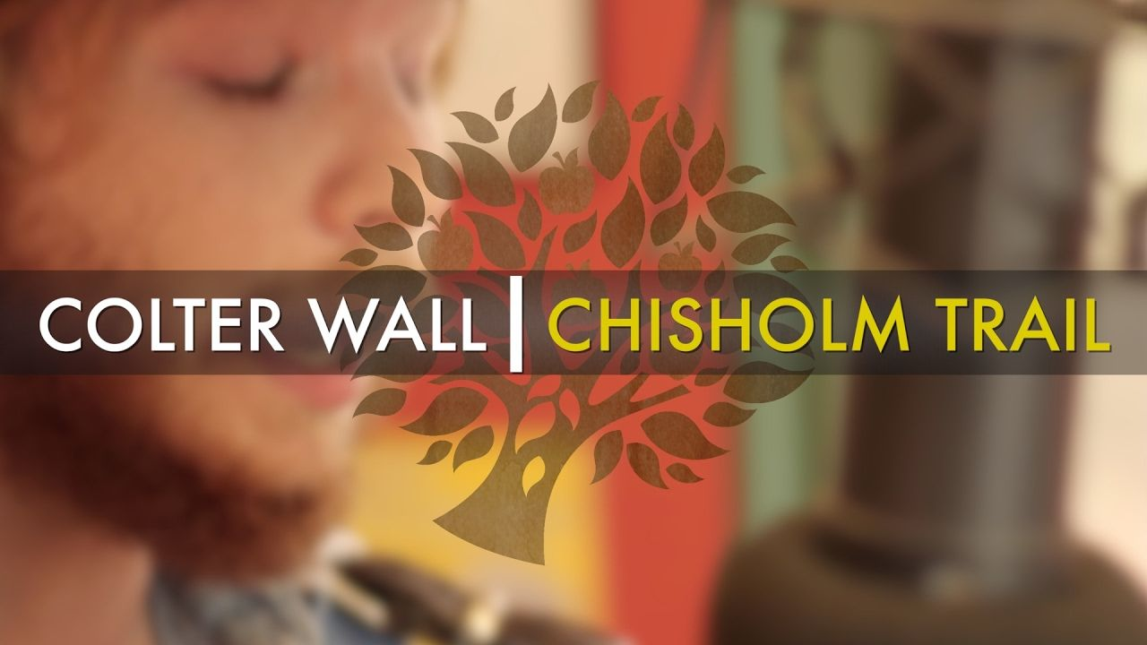 colter wall chisholm trail woody guthrie cover on colter wall id=89439