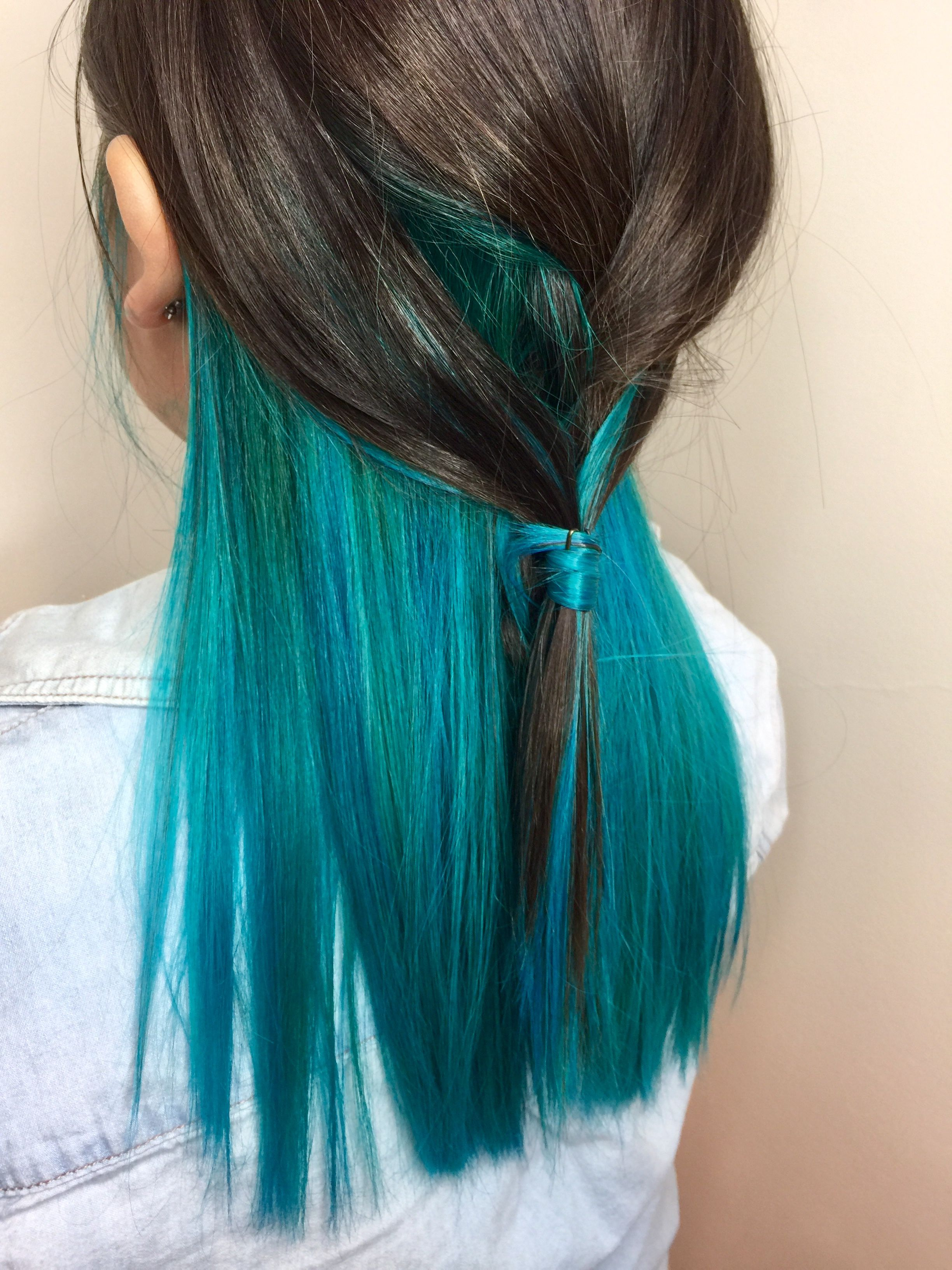 Blue hair color pinterest hair blue ombre hair and turquoise hair