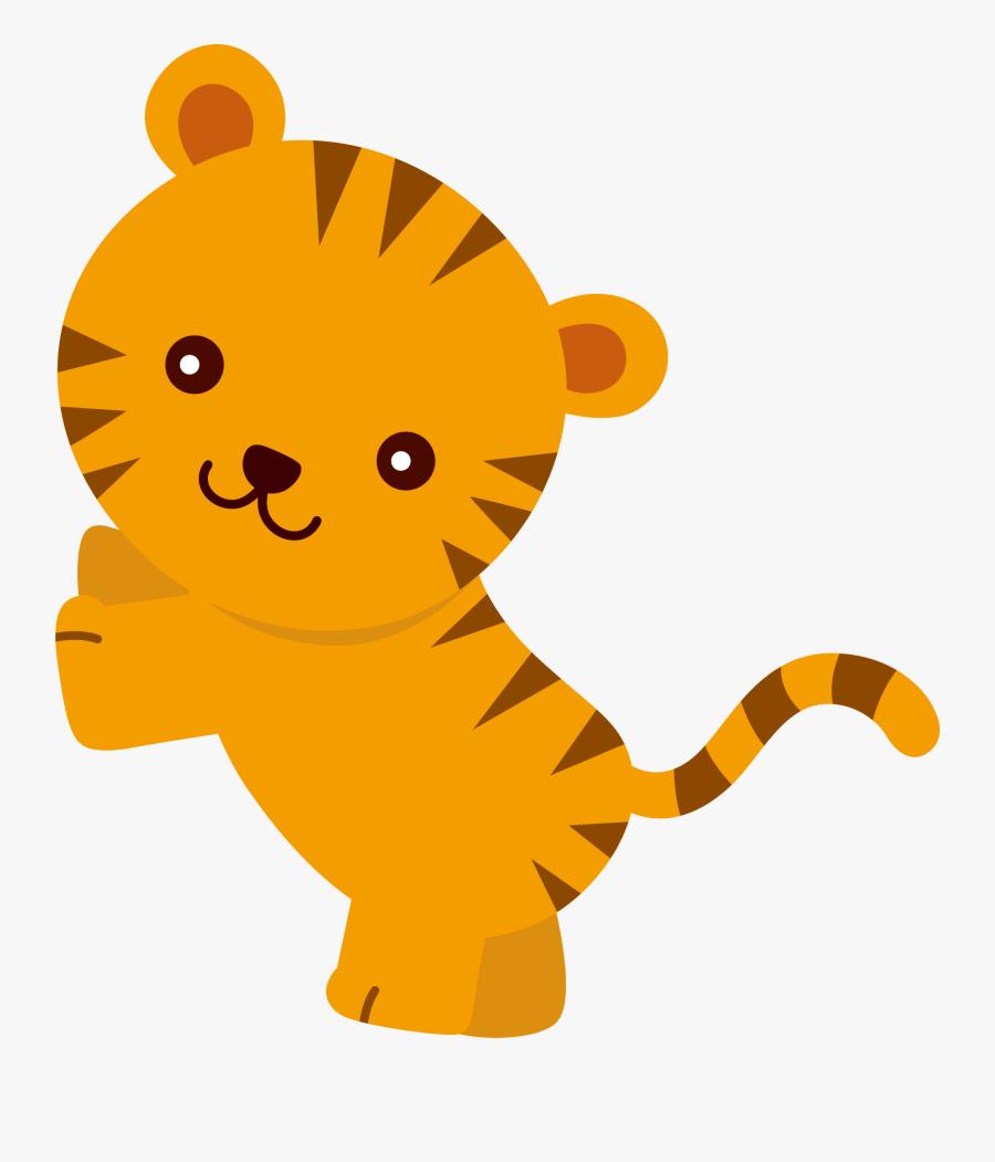 600x512 Baby Tiger Clipart Safari Animals Clipart Baby Jungle Animals Animal Clipart Free Cartoon Jungle Animals