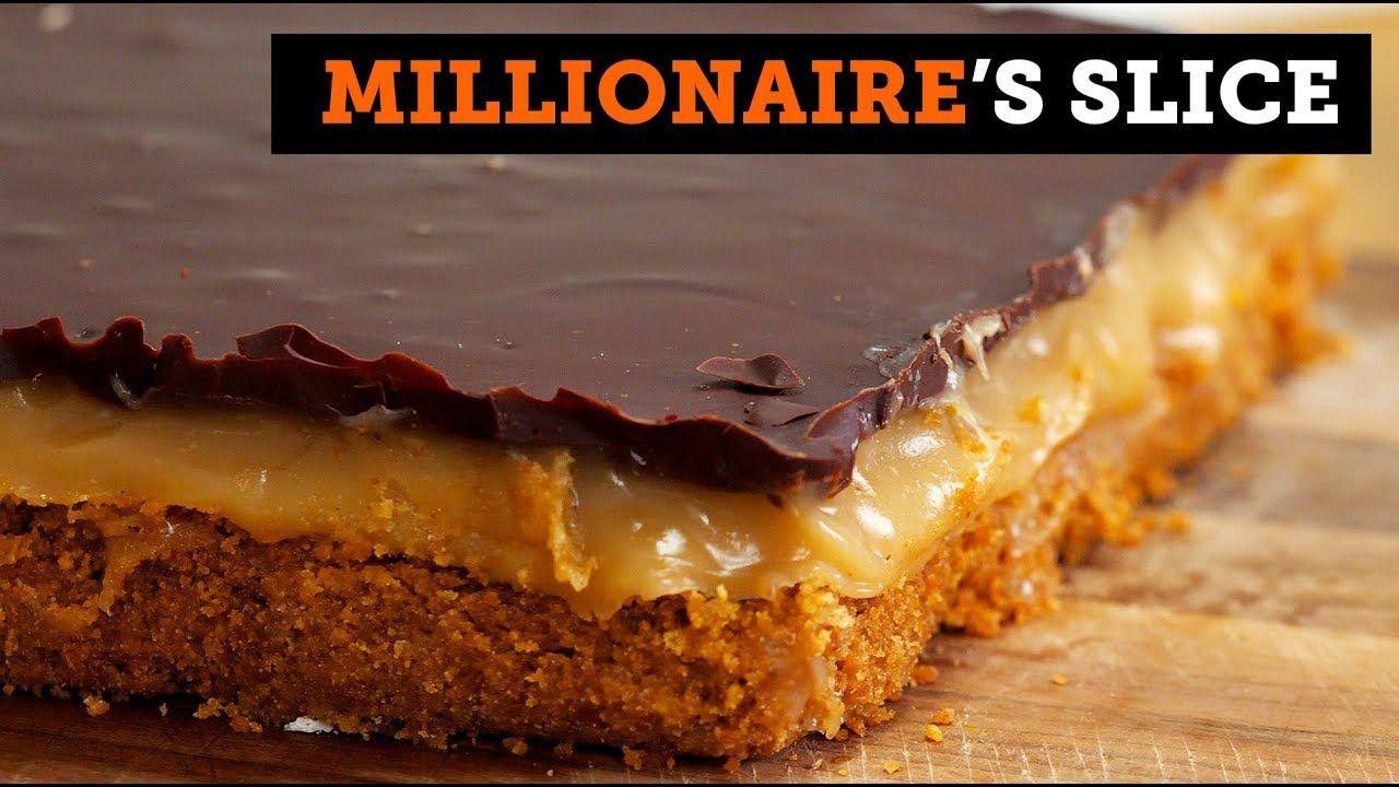 Millionaire S Shortbread Bosh Vegan Millionaire Shortbread Food Processor Recipes Vegan Desserts