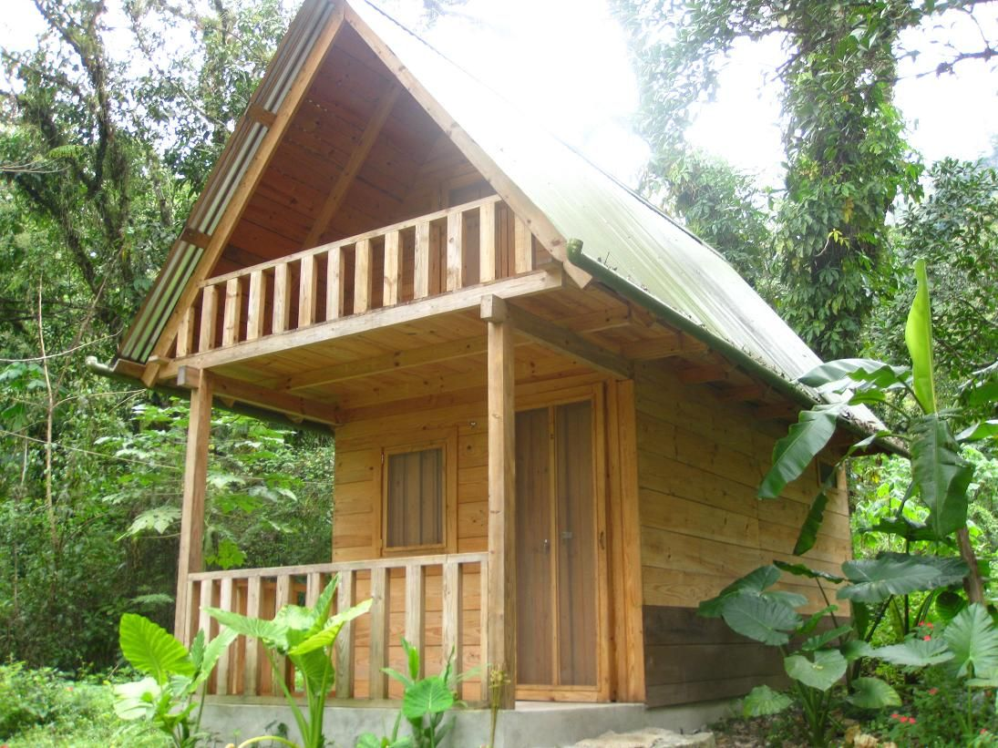 Delicieux Tiny Loft Cabin | Last But Not Least, We Spotted These Cabins That Are  Located
