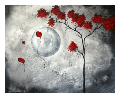 Far Side Of The Moon Photographic Print by Megan Aroon Duncanson