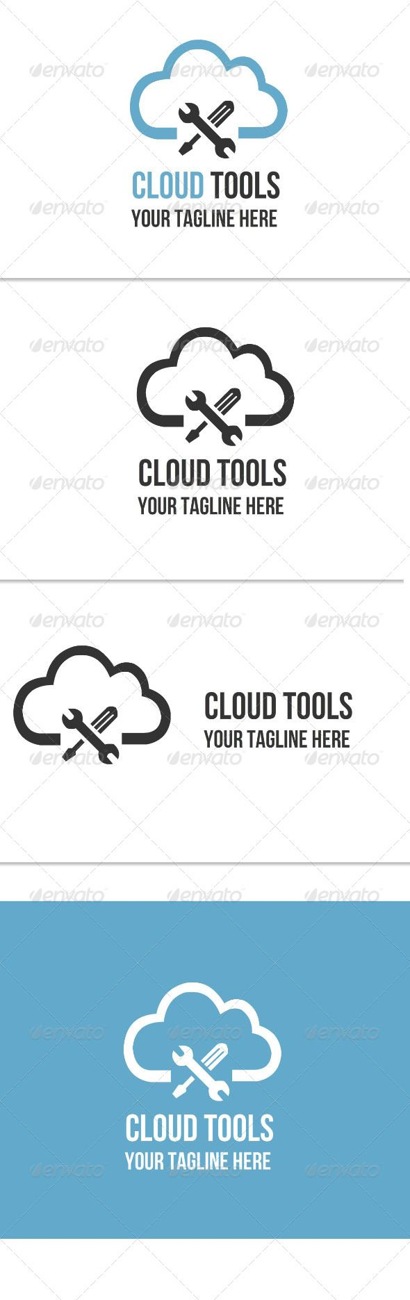 Lovely Cloud Tools Logo