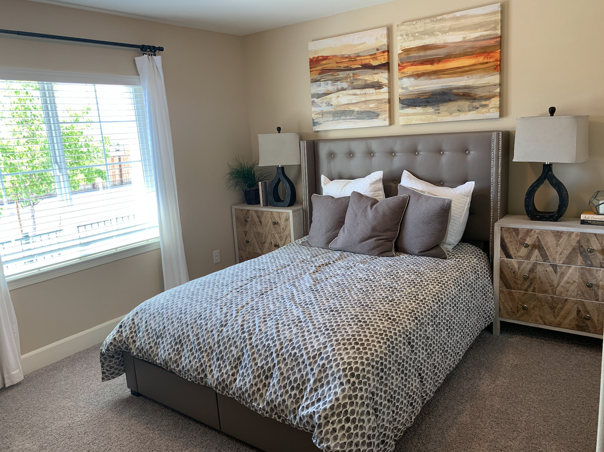 No Alarm Needed Just Leave The Blinds Open And Let The Natural Light Wake You Isn T That A Great Way To Start The Day Home Decor New Homes For Sale New