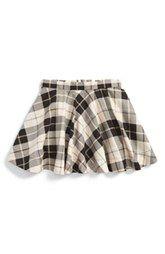kate spade new york plaid skirt (Toddler Girls & Little Girls)