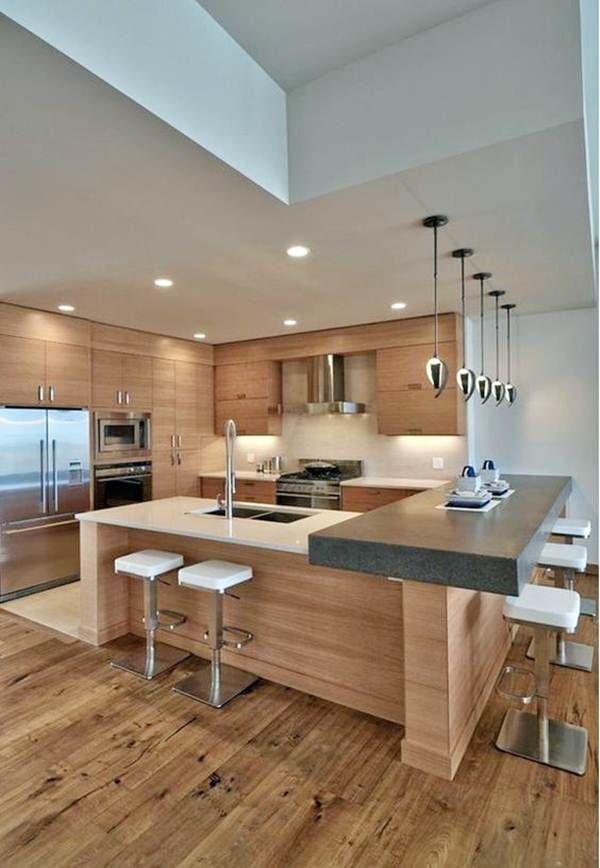 Alturas y medidas para los muebles de cocina | Interiores de casas ...