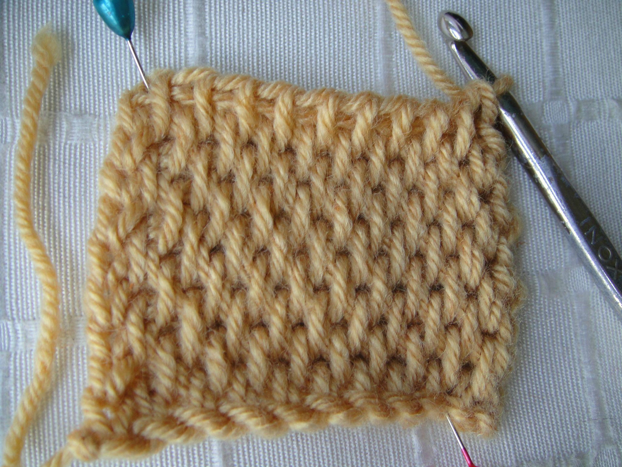 quelques points crochet tunisien tricot crochet doudous de memie cathy tutoriels et. Black Bedroom Furniture Sets. Home Design Ideas