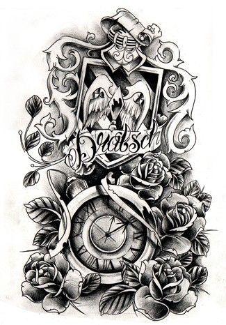 90 nine tattoo designs new school tattoo designs tattoo 39 s pinterest tattoo designs - Dessin new school ...