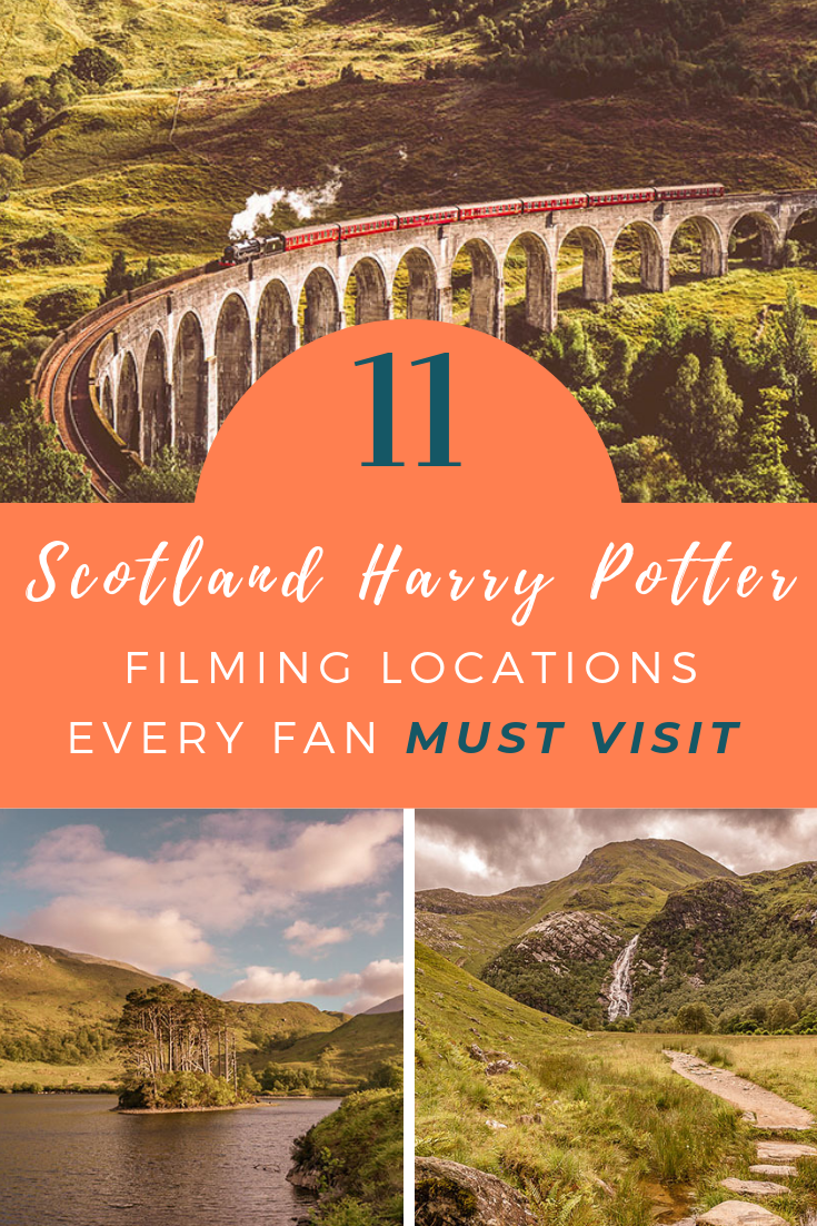 Magical Road Trip Harry Potter Scotland Guide One Step Wanderer Harry Potter Filming Locations Filming Locations Harry Potter Travel
