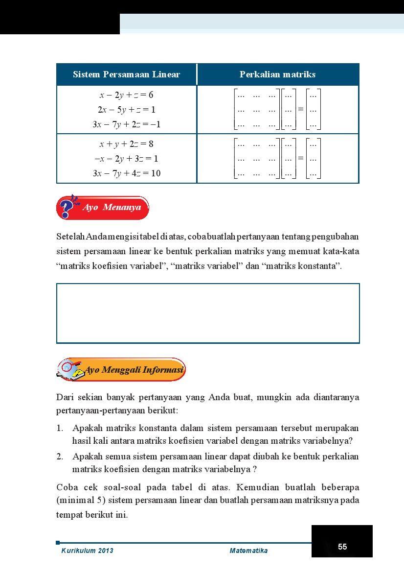 Eko Hariyanto Bse Ekohariyanto Com Bse Kelas 12 Sma Bahasa Inggris Siswa006 Matematika Buku Pelajaran Buku