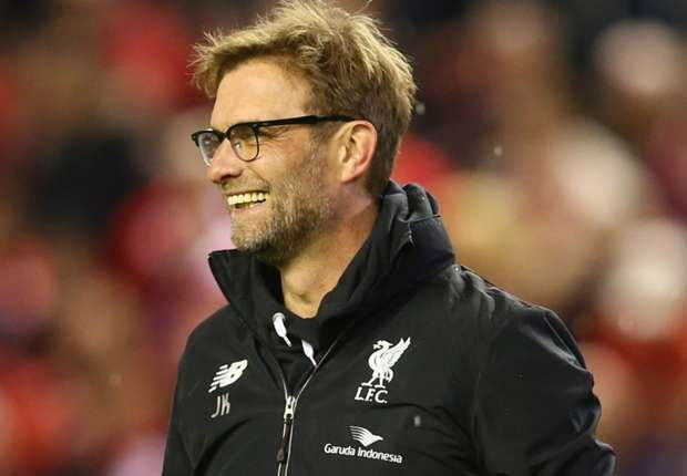 Klopp: Wembley a cool place to play