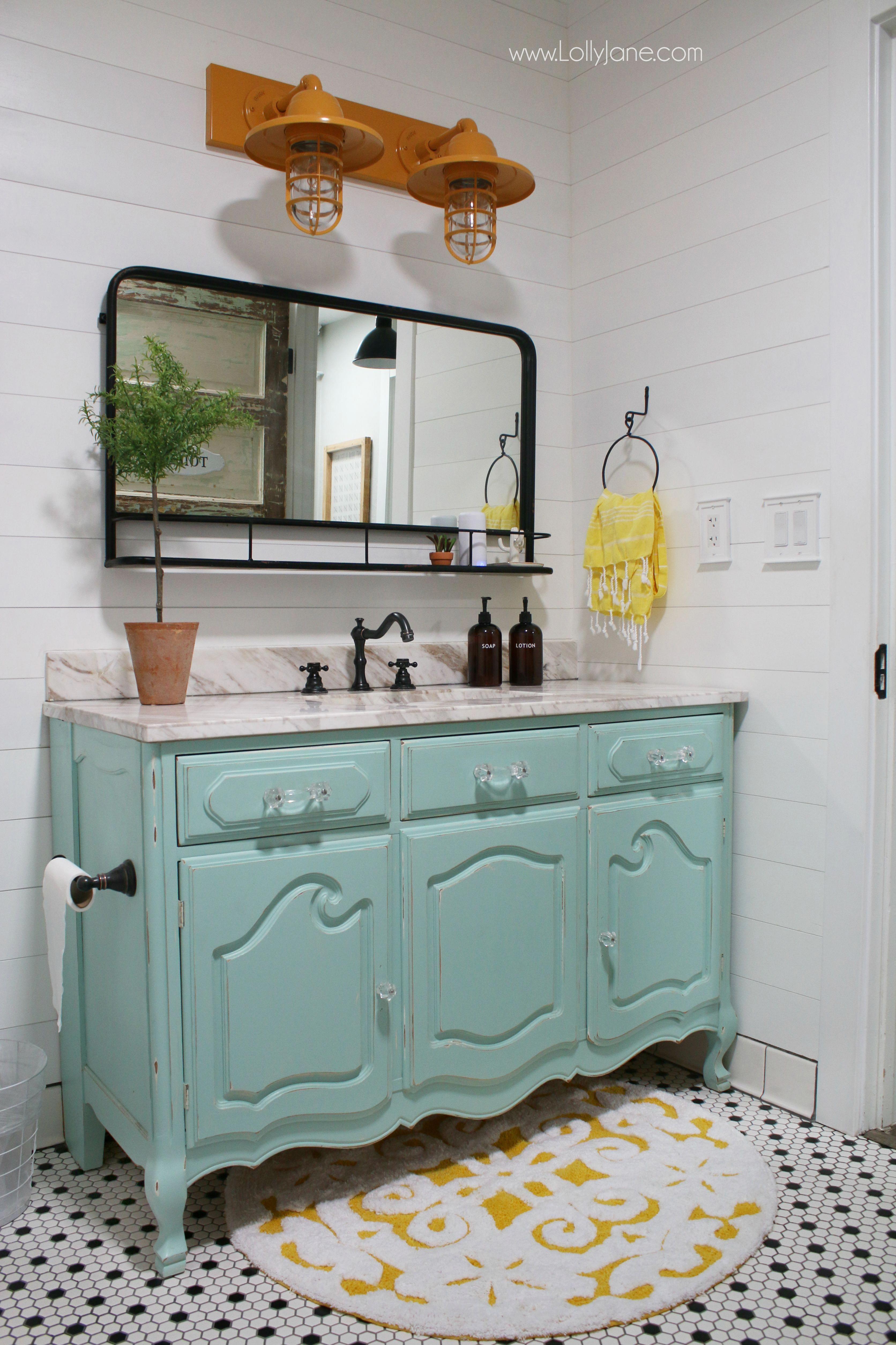 Farmhouse Style Bathroom Paint Colors