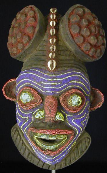 masque bamiliké