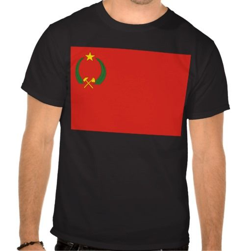 Flag of the People's Republic of Congo Shirt