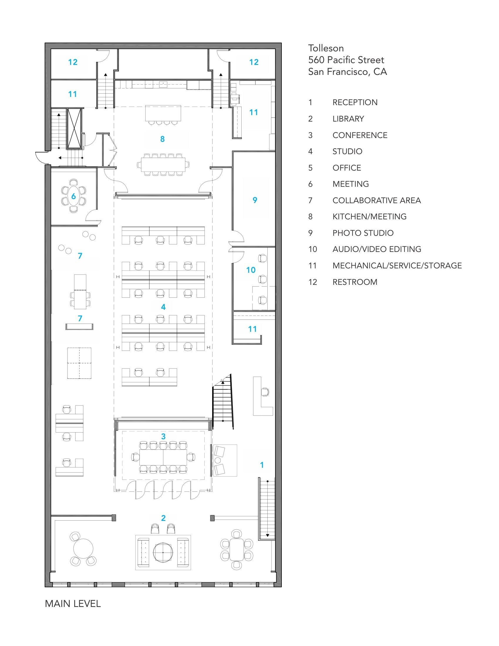 plan office layout. Gallery - Tolleson Offices / Huntsman Architectural Group 20. Office Layout PlanOffice Plan