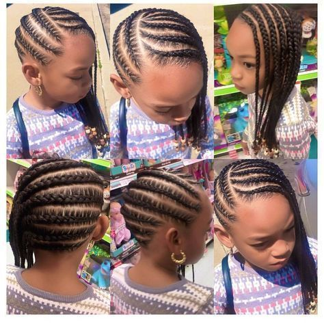 666 Likes, 8 Comments – Natural Hairstyles for Gir #girlhairstyles