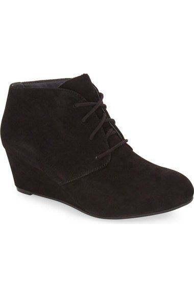 da4e3859477 Vionic  Becca  Wedge Bootie (Women) available at  Nordstrom -- Color  Light  Tan Suede