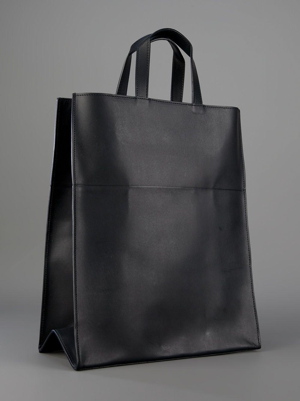 1a24ba169d3c martin margiela Creative Bag, Bag Men, Shopper Tote, Maison Martin  Margiela, Leather