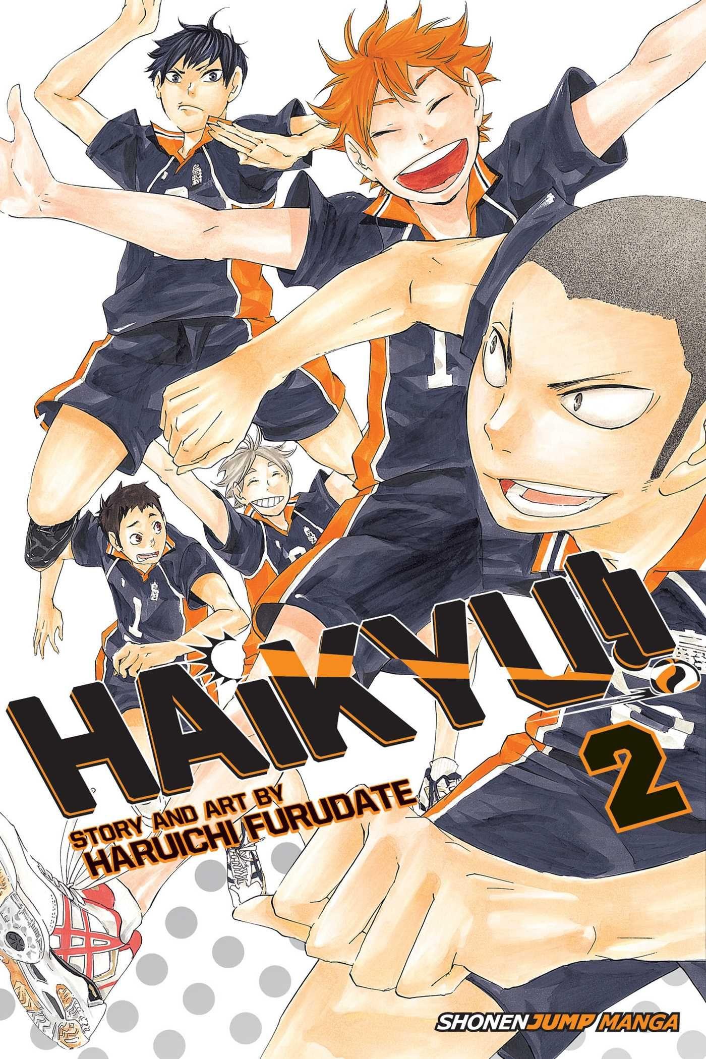 About Haikyu Manga Volume 2 Haikyu Volume 2 Features Story And Art By Haruichi Furudate Ever Since He Saw The Legendary Player In 2020 Haikyu Manga Books Haikyuu