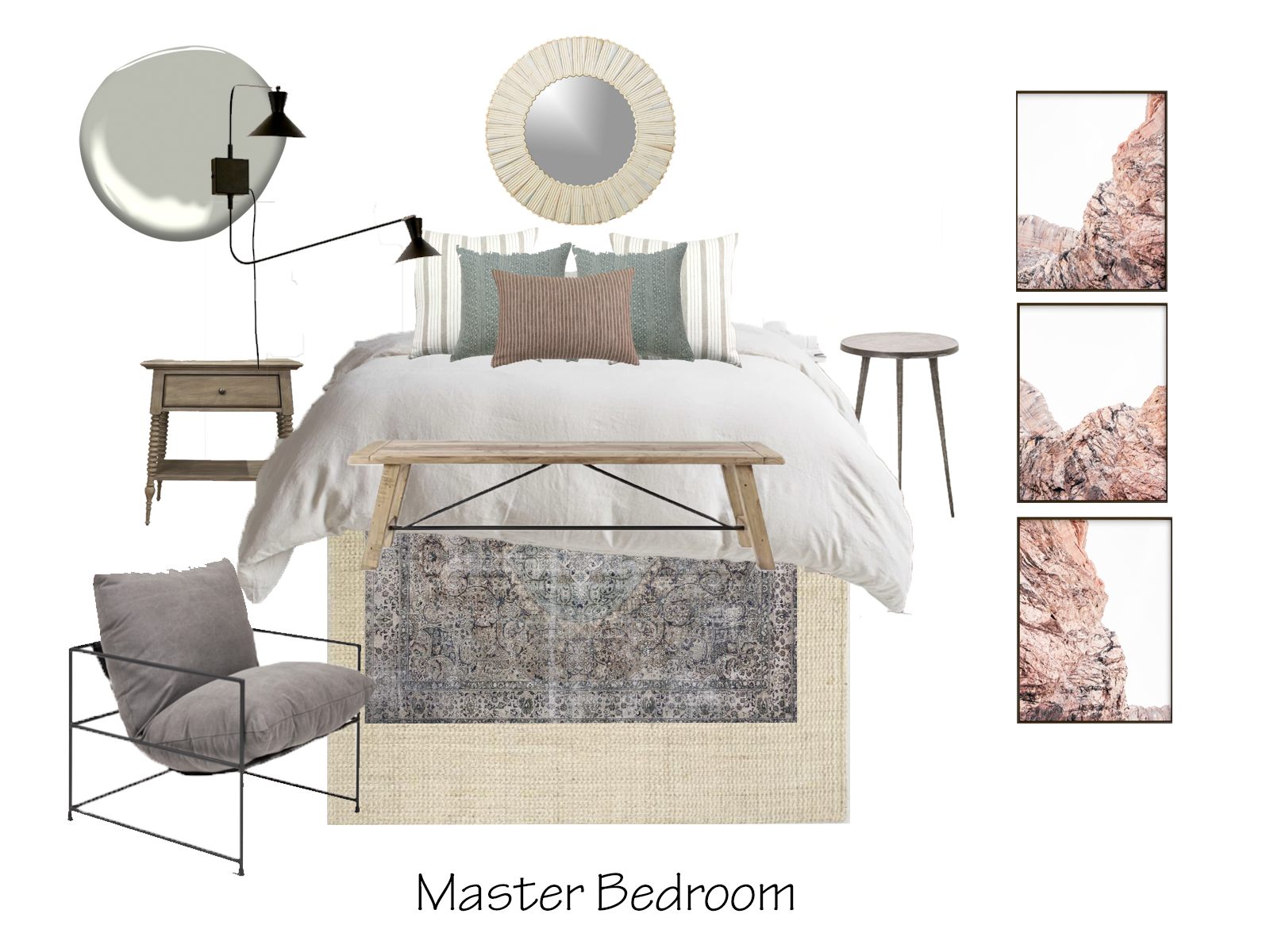 Eclectic Master Bedroom Design Eclecticdesign Eclecticinteriors Eclecticbedroom Bedroomdesign Masterbedroomdesign Master Bedroom Design Interior Design Eclectic Design