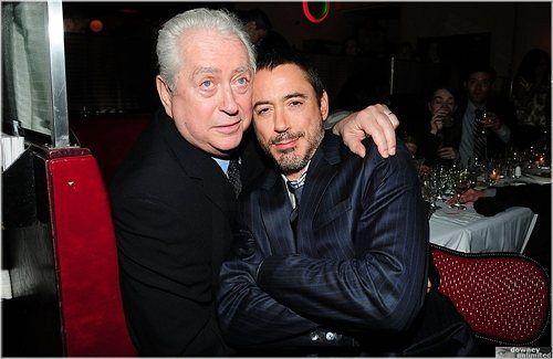 Allyson Downey And Robert Downey Jr
