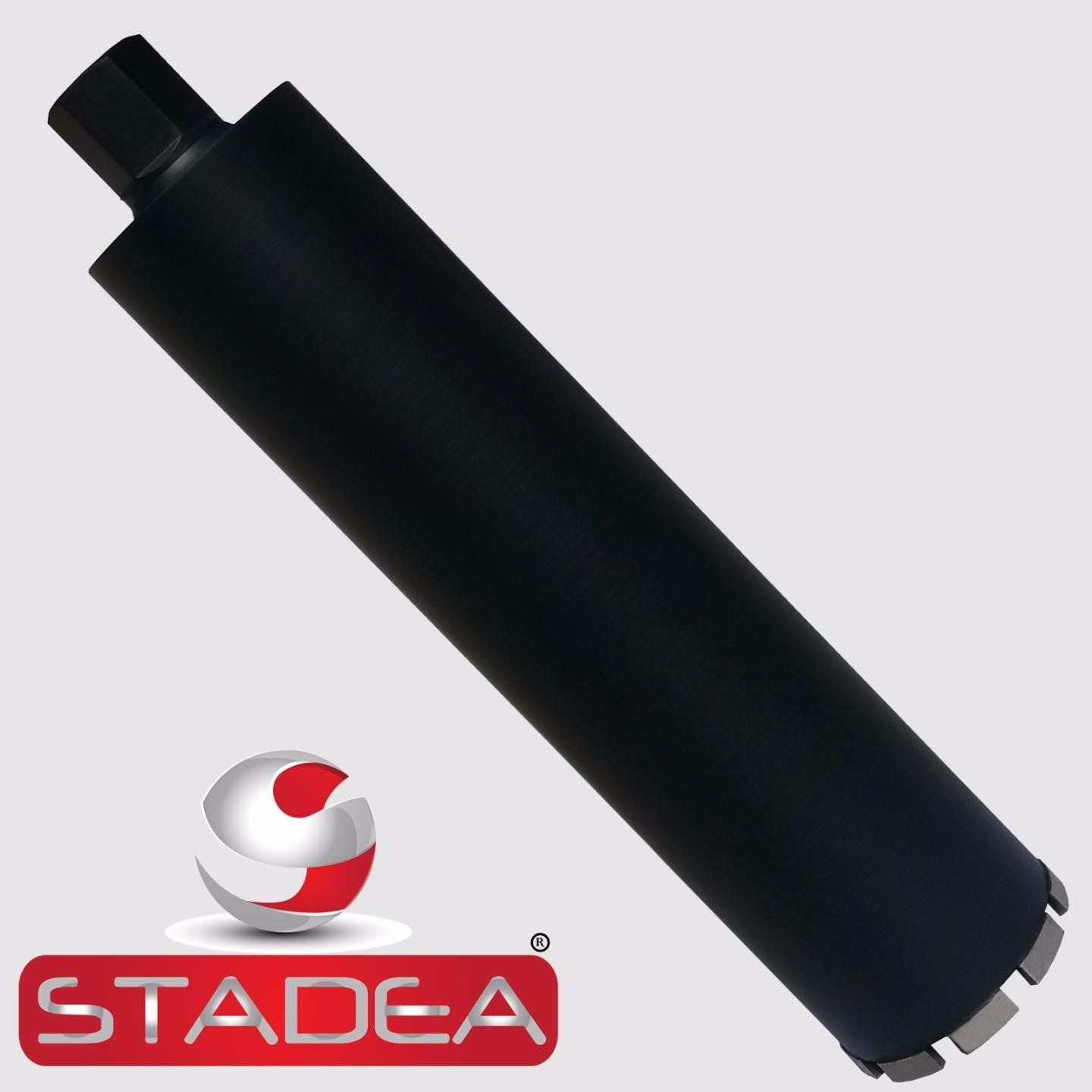 Stadea Cbd105n Diamond Concrete Hole Saw Core Drill Bit 4 Inch For Concrete Brick Block Stone Masonry Laser Welded Wet Stone Masonry Concrete Bricks