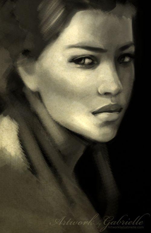 Speed Paint 1 by gabbyd70.deviantart.com on @DeviantArt