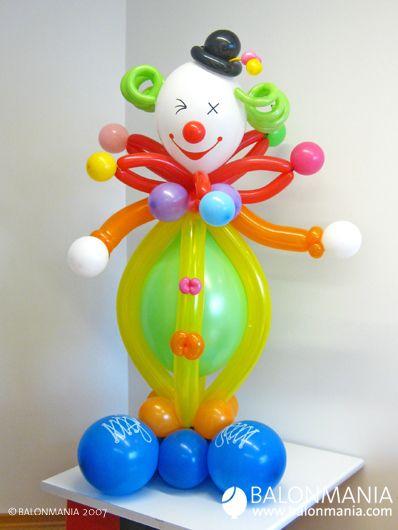 Birthday Ideas - Balloon sculpture See more balloons idea on www
