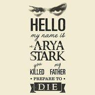 Arya - The Princess Bride