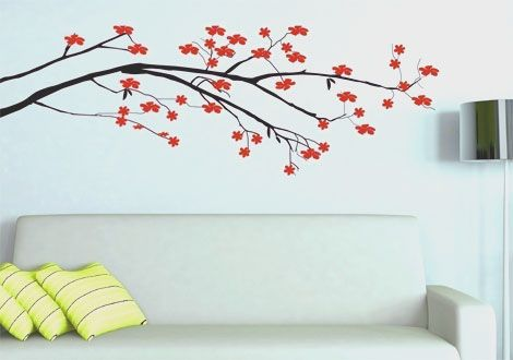 1000 images about trees painted on walls on pinterest wall decals branches and tree branches