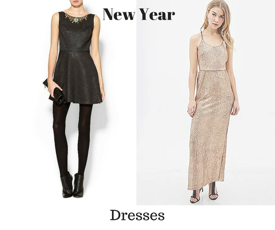 All about fashion: ¡Outfits para Año nuevo!