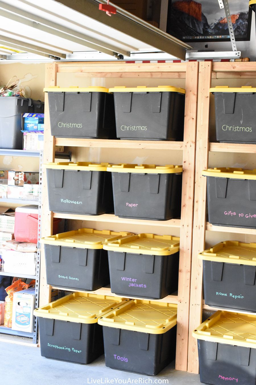 Exceptional How To Make Wood Storage Shelves