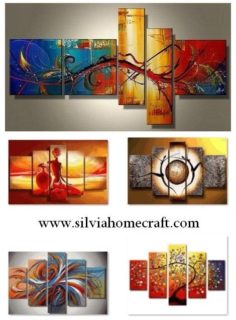 Large hand painted art paintings for home decoration wall canvas painting bedroom dining room and living also abstract sale african girl rh pinterest