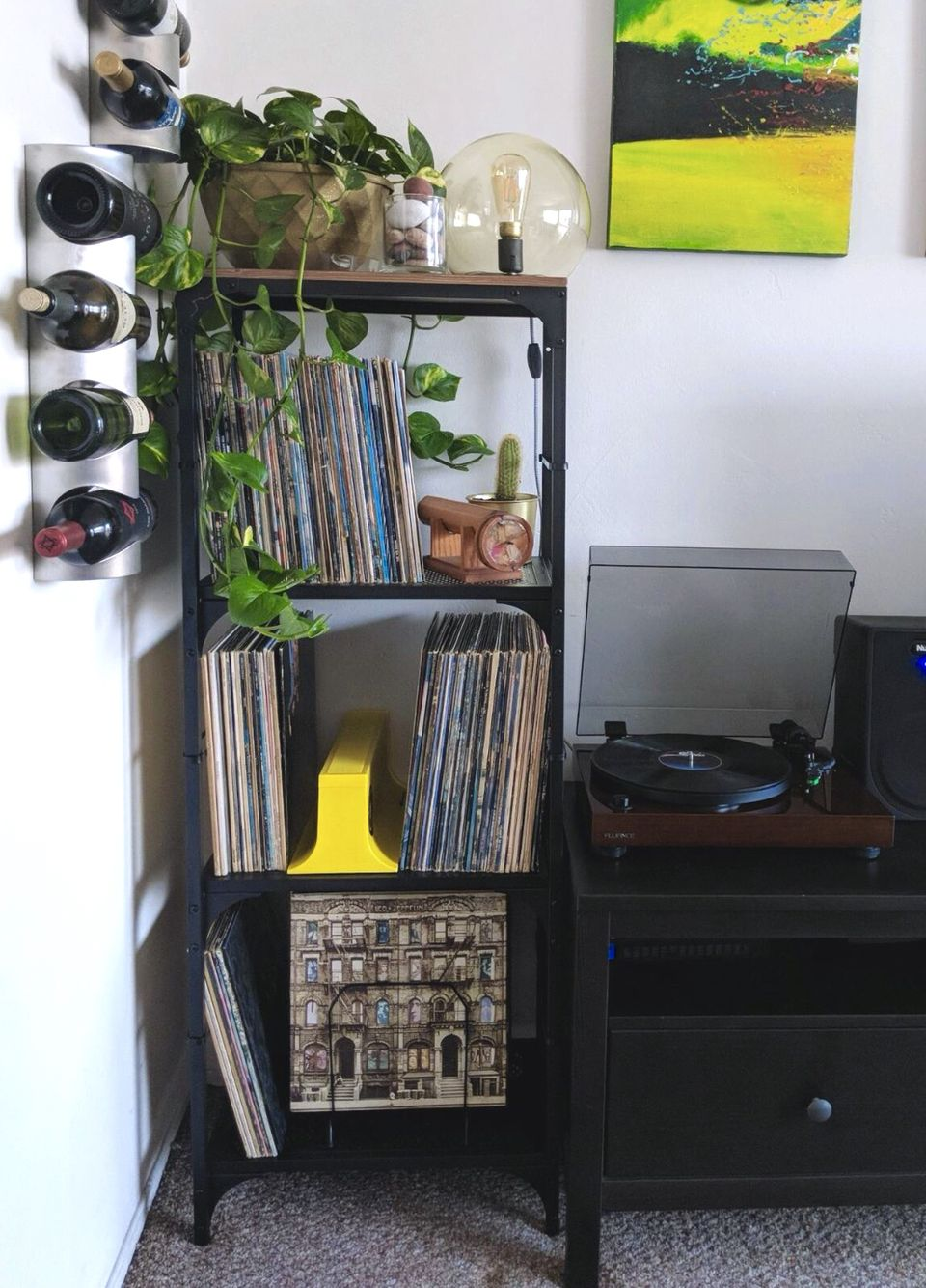 Diy Ikea Hack Fj 196 Llbo Shelf Unit Turned Into The Perfect