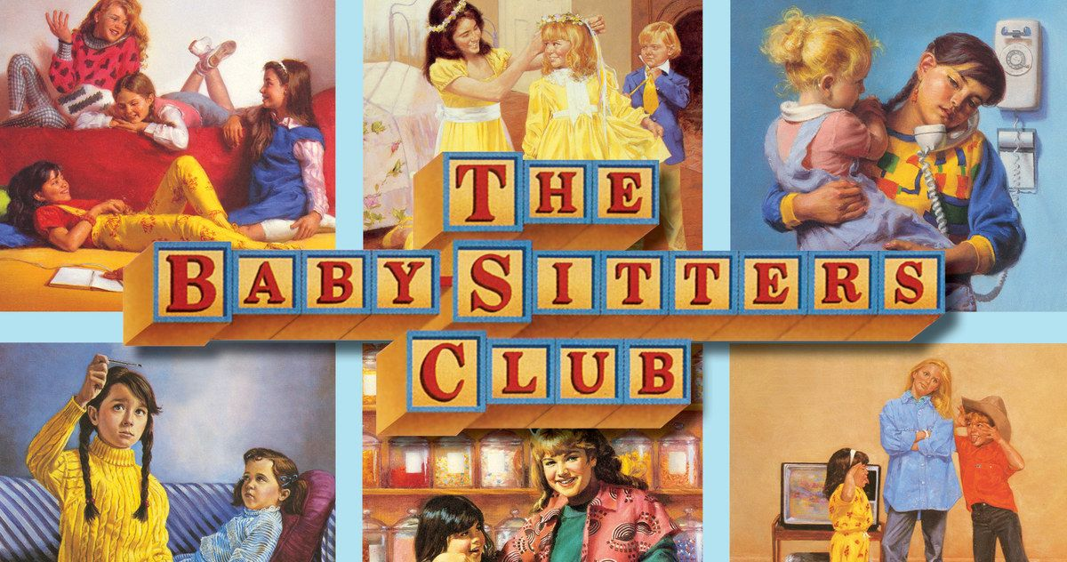 'The BabySitters Club' Is Getting a New Netflix Series