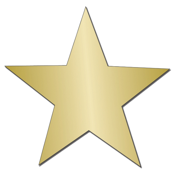Png Image Website Png Mart Gold Star Stickers Star Stickers Gold Home Accessories