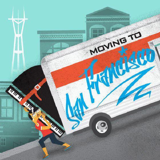 Moving to San Francisco - The Bold Italic - San Francisco