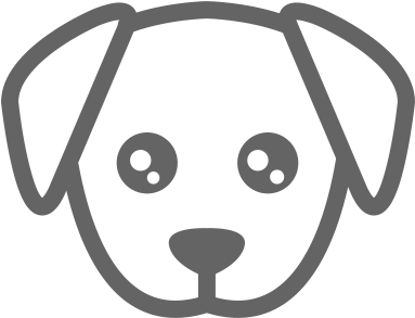 Blue Wilderness Dog Face Icon Png 400x400 Png Download Face Icon Dog Face Bear Face