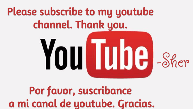 please subscribe to my youtube channel thank you por favor suscribance a mi canal de youtube grac youtube subscribers youtube views youtube marketing pinterest