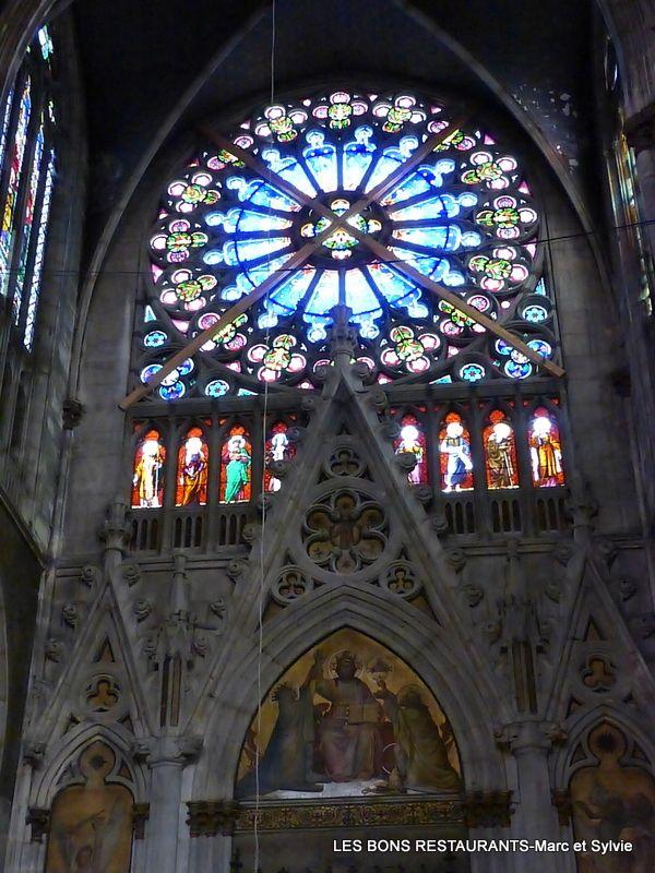 Nancy(54)-Intérieur de la basilique Saint-Epvre! Nancy, France