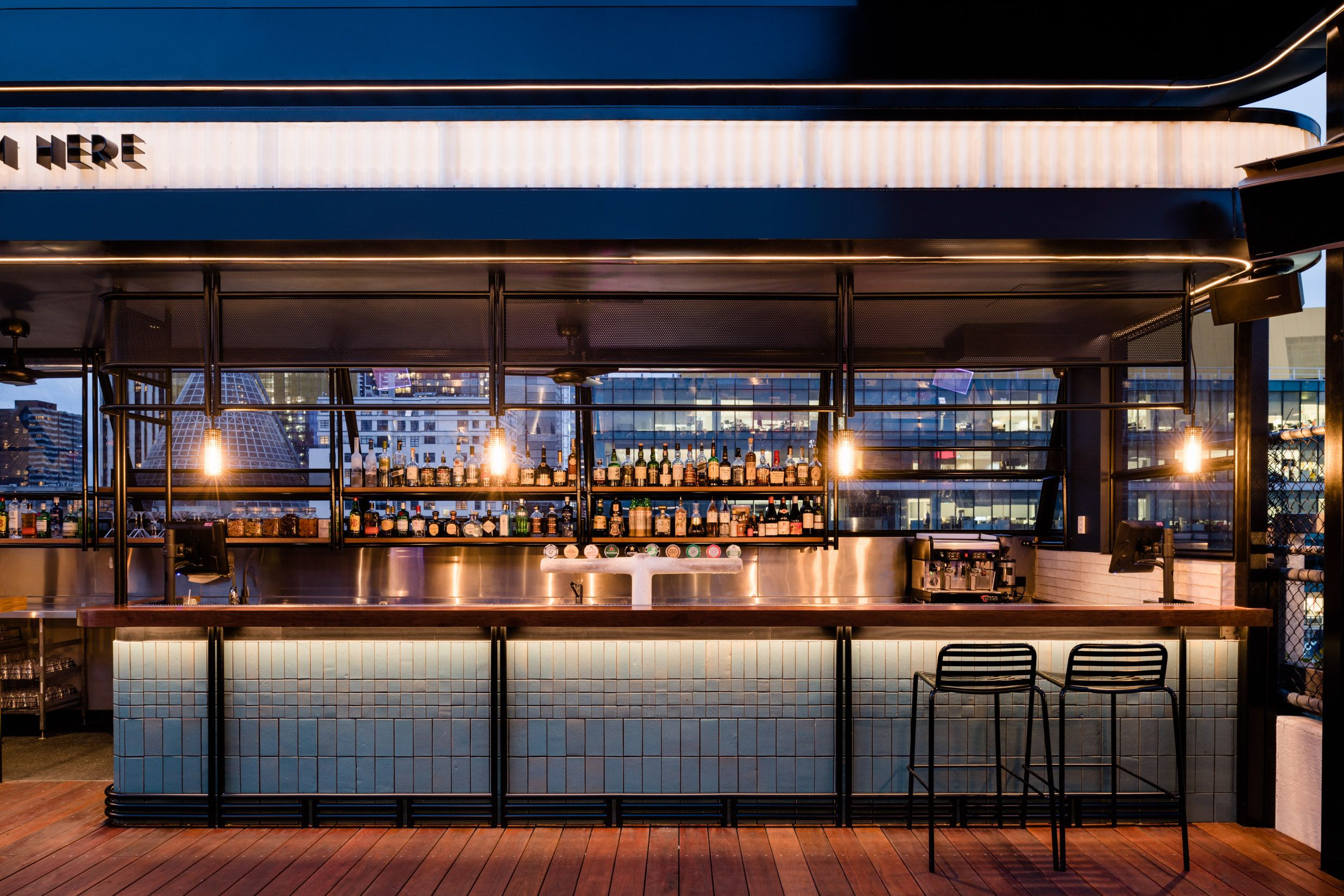 Technē Rework Rooftop Cinema Australian Design Review In