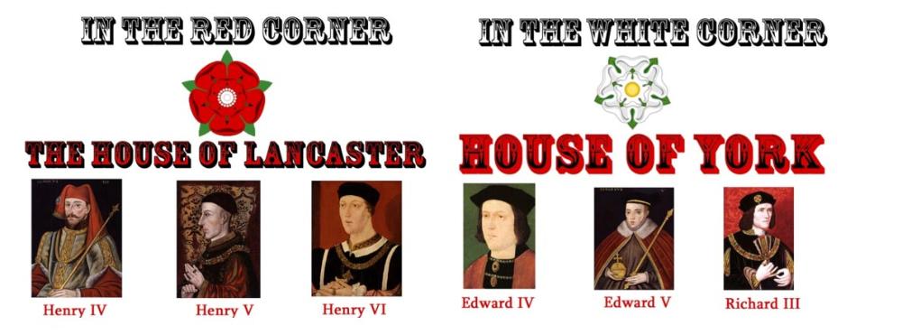 War Of The Roses York Vs Lancaster Google Search Wars Of The Roses Real Life Games Real Life