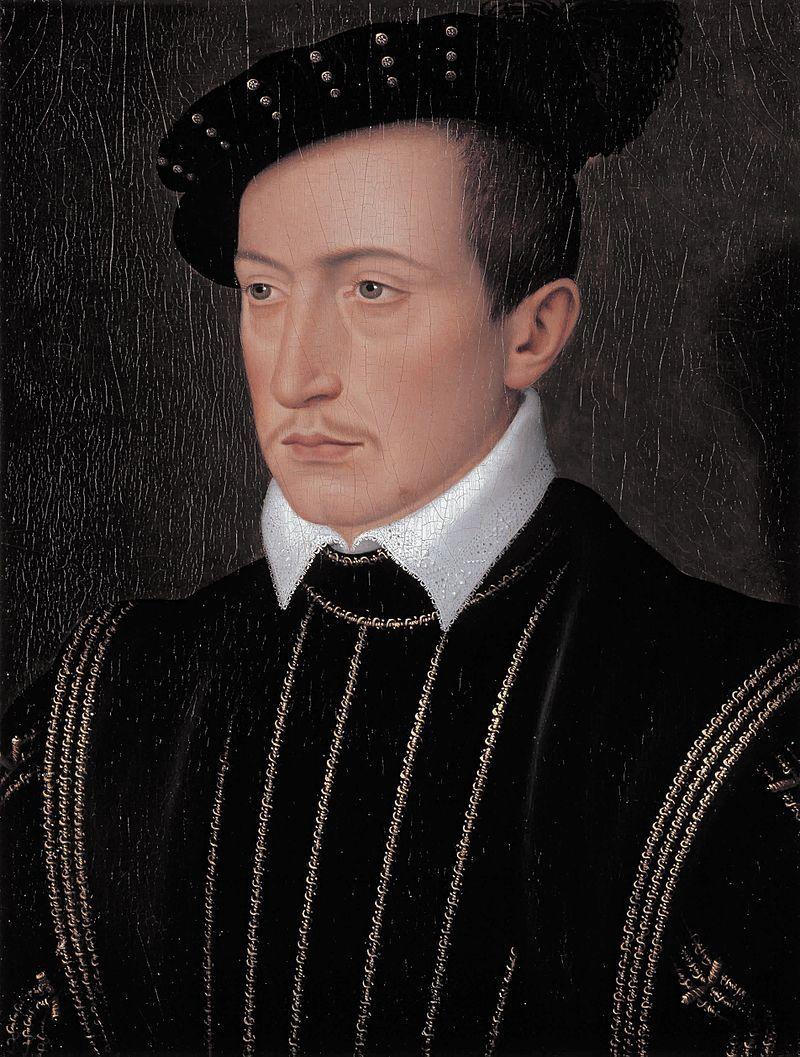 Guy Xvii Comte De Laval De 1531 A 1547 Jean Fouquet Guy Laval