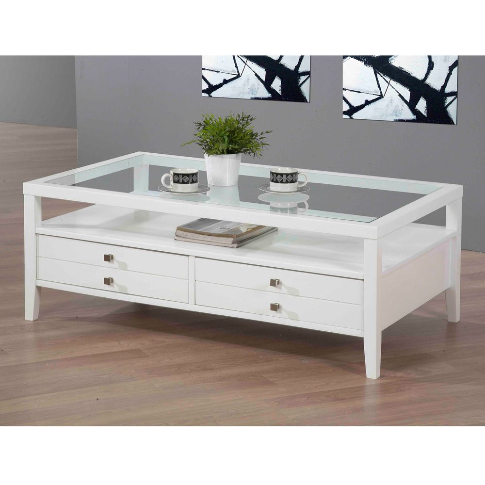 Overstock White Coffee Table.Aristo Gloss White Coffee Table Can T Turn A Ho Into A Housewife