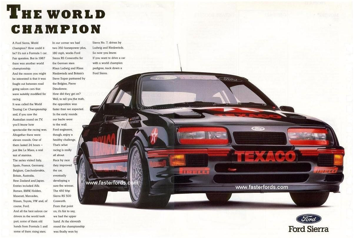 Pin By Paul Lotter On Favourite Car Images Ford Sierra Car Ford