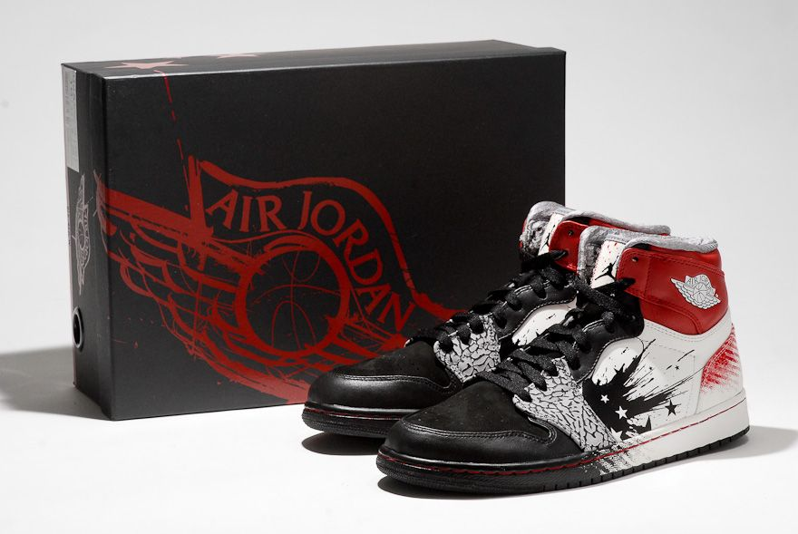 f740da78969a68 Air Jordan 1 - Wing for the Future (Dave White)