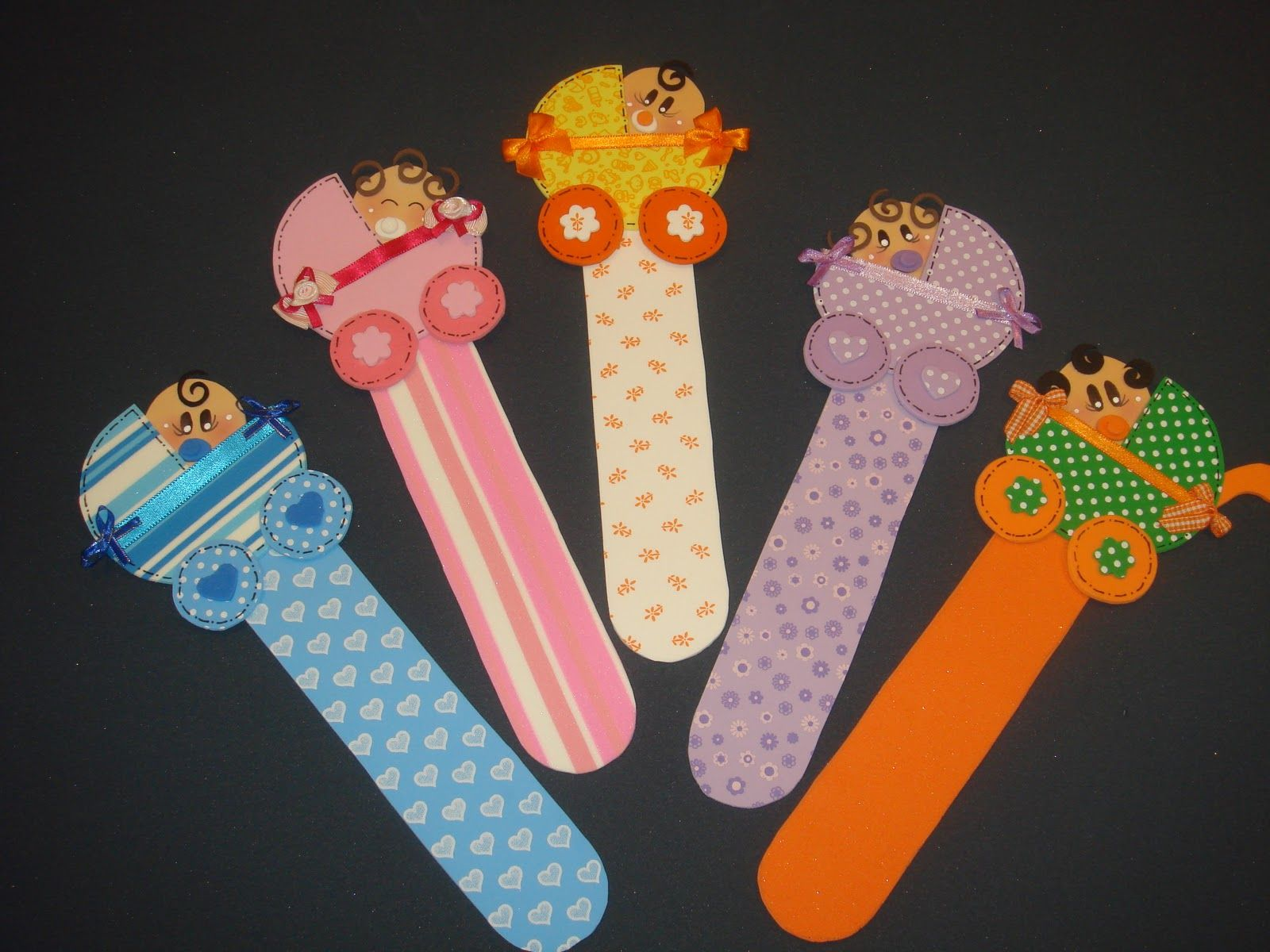 Baby Shower Recuerditos En Foami ~ Manualidades souvenirs baby shower o bebés « arcoiris